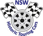 Historic Touring Car Association of NSW Logo